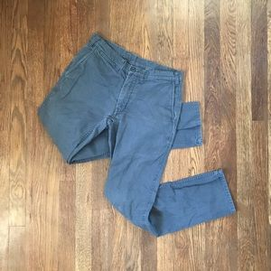 Patagonia Straight Fit Duck Pants